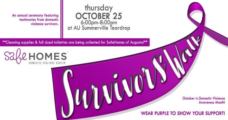 survivorswalk | Safe Homes