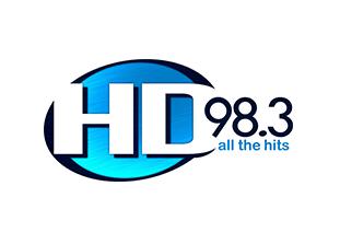 Logo HD98.3   Safe Homes