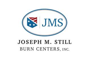 Logo JMS Burn Center   Safe Homes