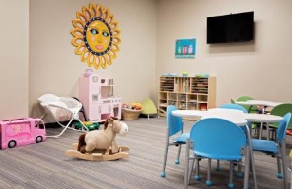 Children's Playroom | Safe Homes