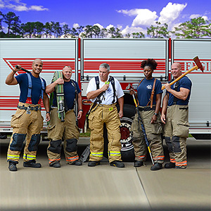 FITMI - 5-alarm Fire Team | Safe Homes