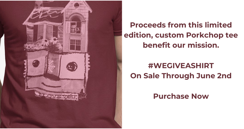 WeGiveAShirt | Safe Homes