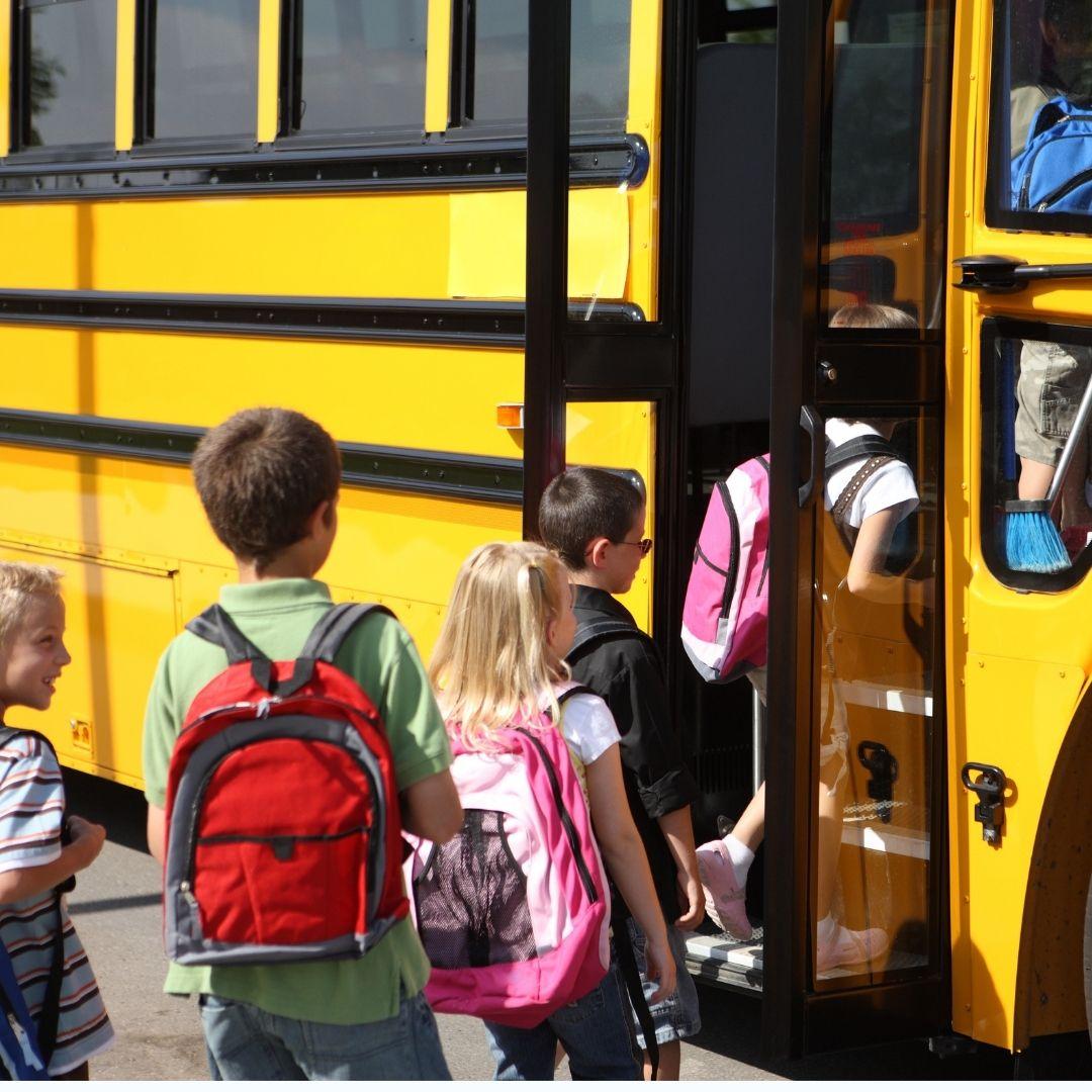 school bus | Safe Homes